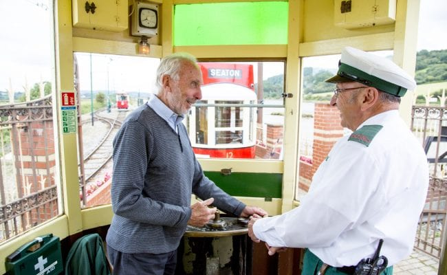 Tram Driving Lessons Seaton Tramway