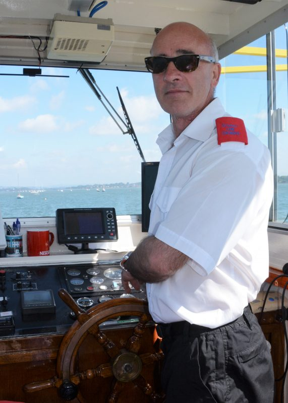 Ian Stuart - Stuart Line Cruises