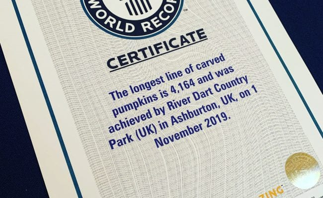 Guinness World Record Poster