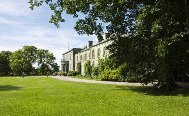 Arlington Court Gardens