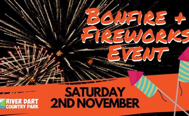 Our popular Bonfire & Fireworks Event returns in November 2019!