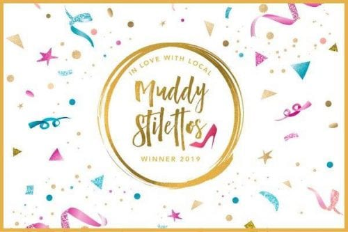 Devon Muddy Stilettos Awards 2019 logo