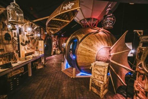 Seaton Jurassic workshops