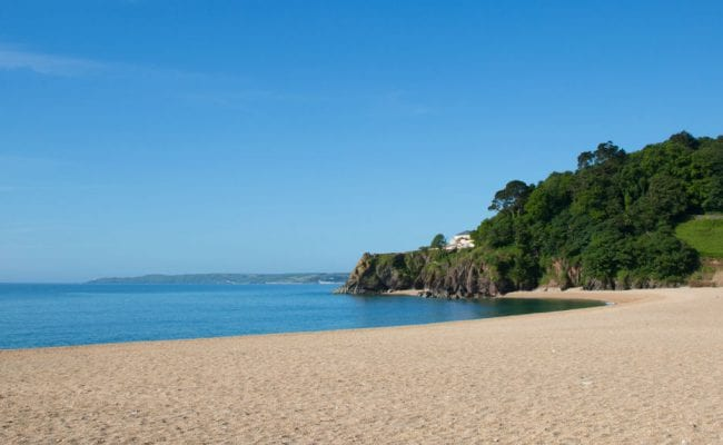 Blackpool Sands Beach Devon's Top Attractions