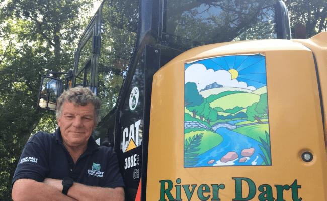 Chris Heathman of River Dart Country Park