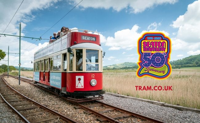 Seaton Tramways 50th Anniversary