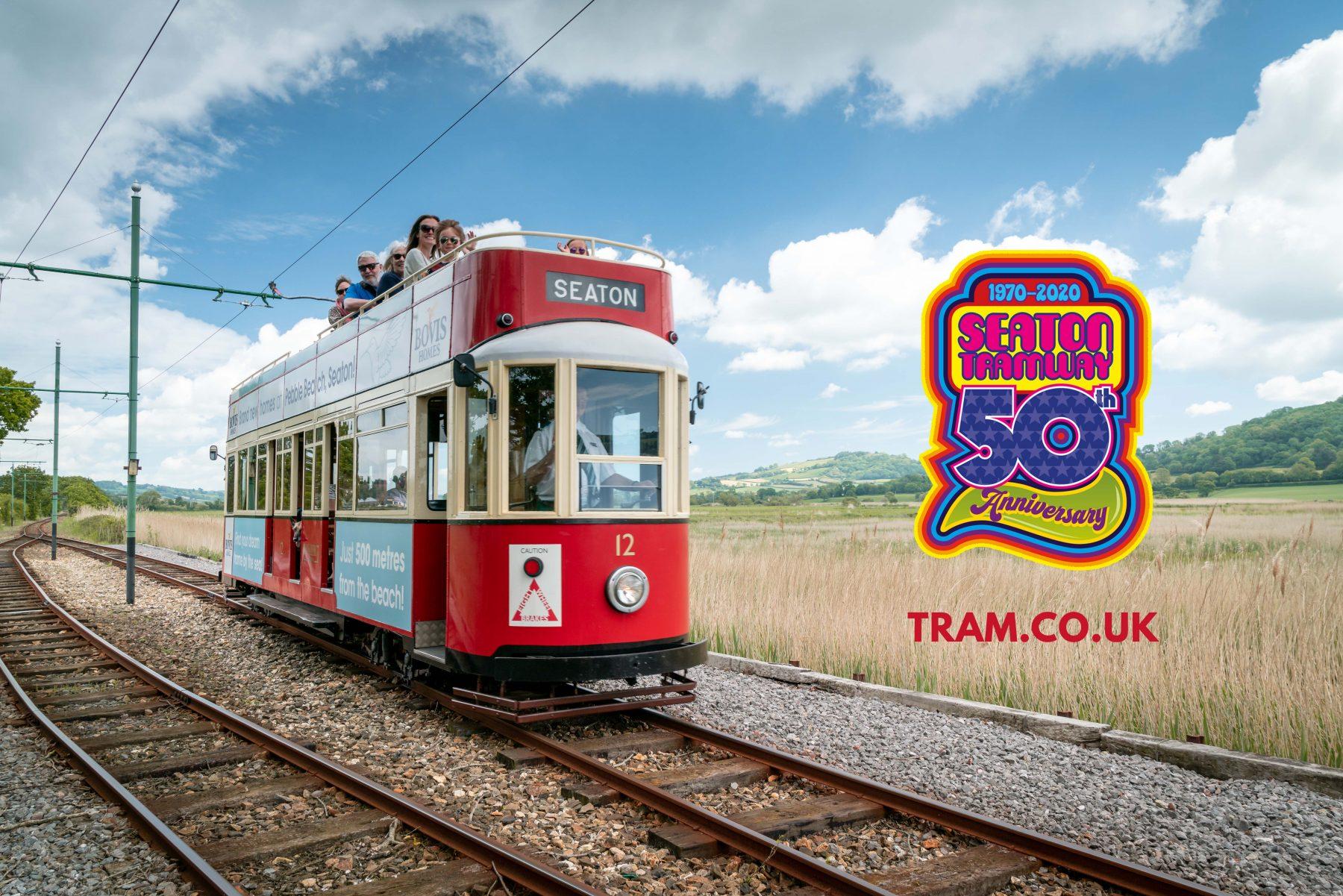 Seaton Tramways 50th Anniversary