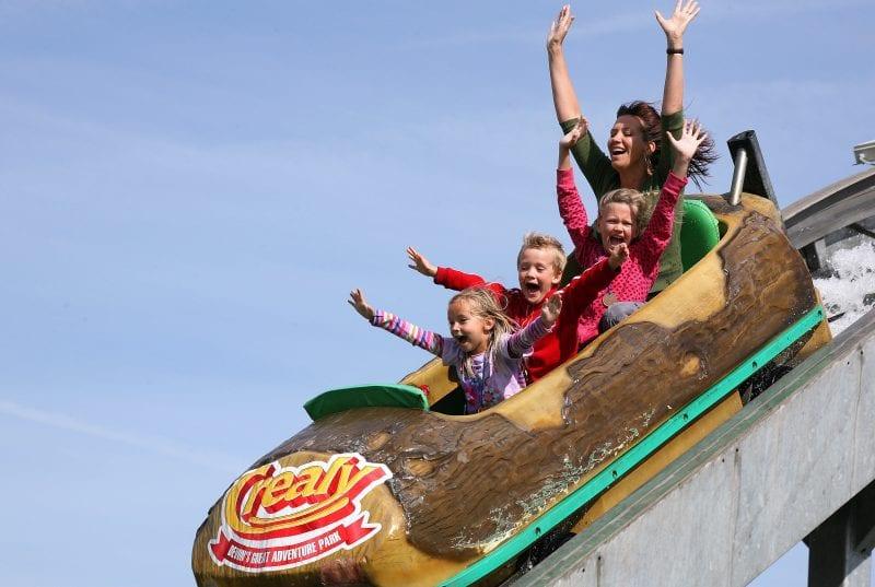 crealy roller coaster