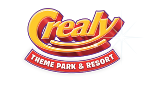 Crealy theme park & resort logo