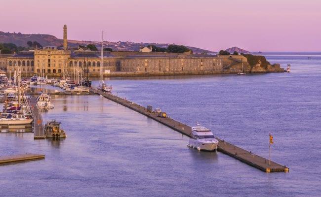Visit Plymouth -Royal William Yard