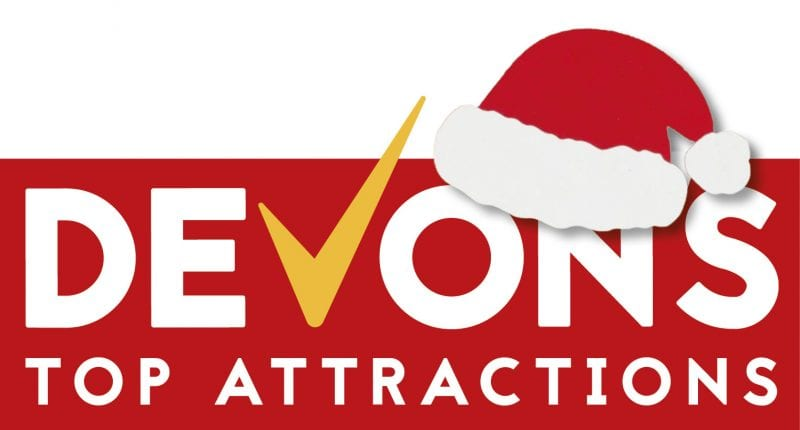 Devon's Top Attractions Xmas logo