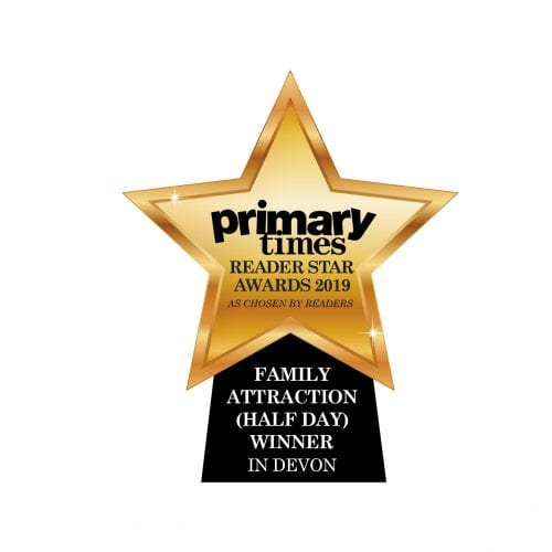 Devon Primary Times Star Reader Awards 2019 logo