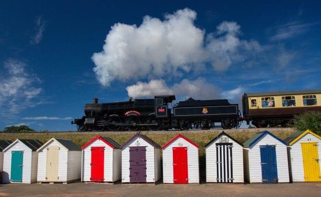 Dartmouth Steam Railway - Devon's Top Atractions