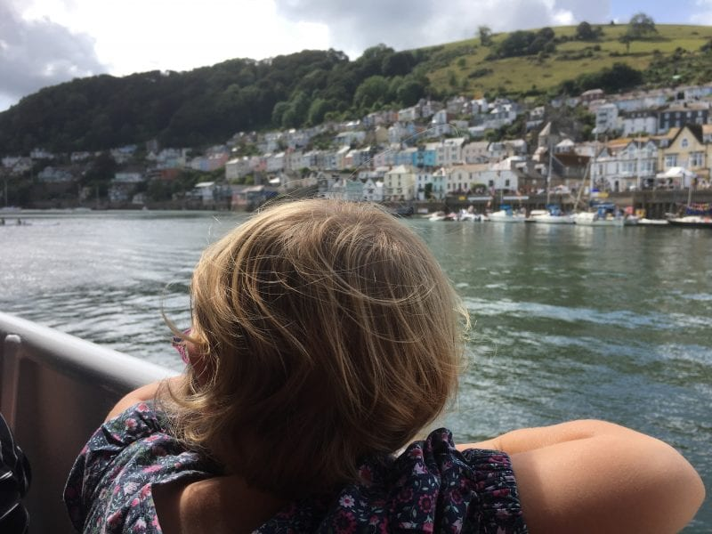 Dartmouth steam railway river boat trip