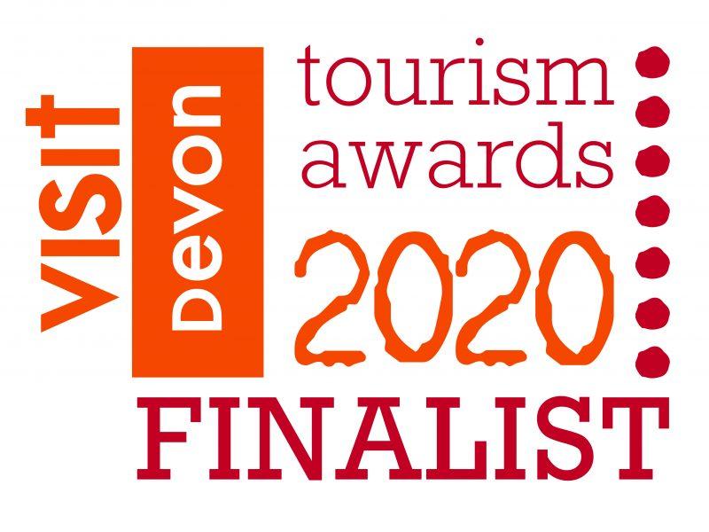 Devon Tourism Awards 2020 logo