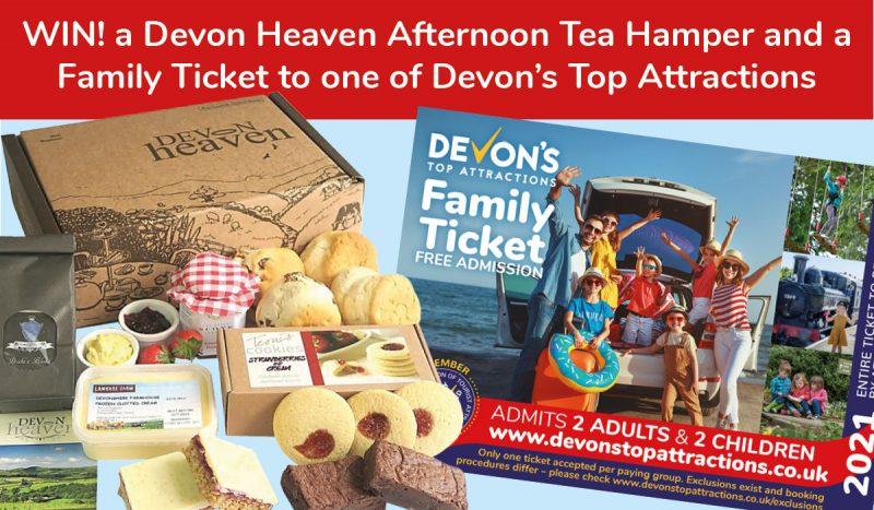 Devon Heaven Hampers - Aft Tea Week Comp pic