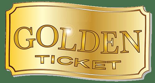 Devon's Top Attractions Golden Ticket