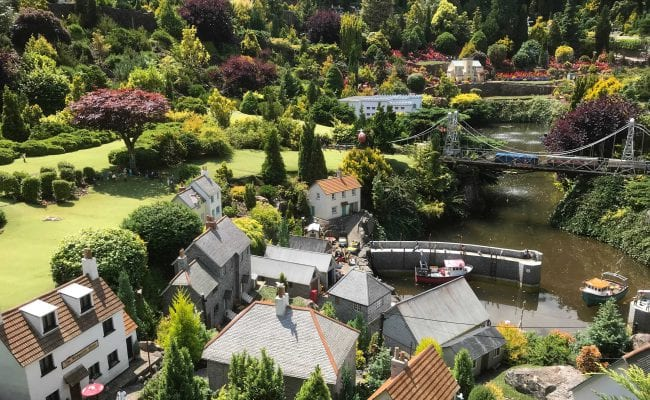 Visit Babbacombe Model Village Devon