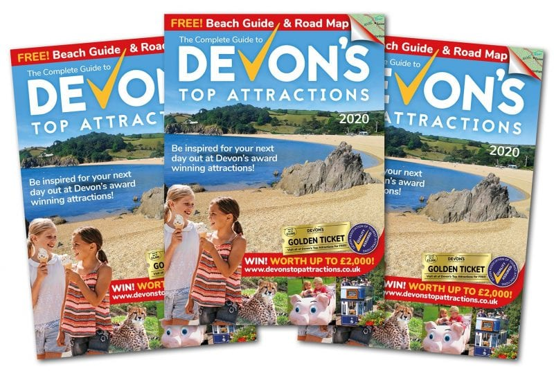 Complete Guide to Devon 2020 brochure