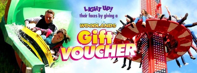 Gift Voucher - Woodlands Family theme park