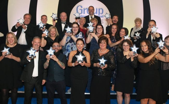 Group Leisure and Travel Awards 2019