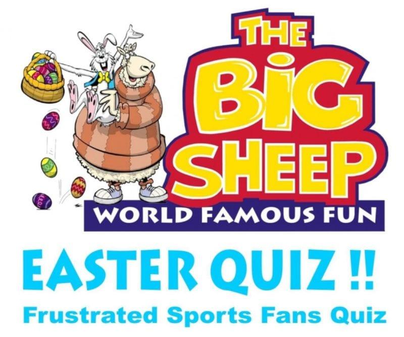 Big Sheep Easter Quiz