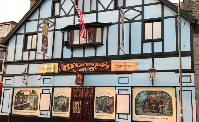Bygones Building Torquay
