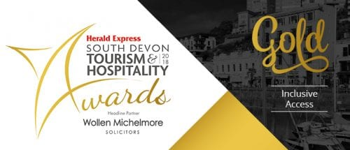 South Devon Tourism & Hospitality Award