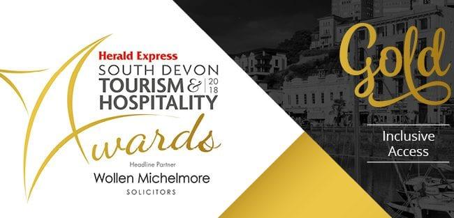 South Devon Tourism & Hospitality Award