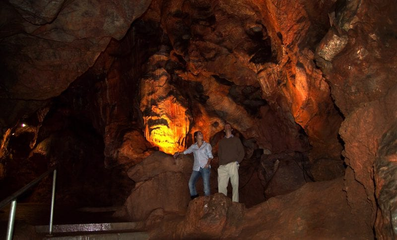Kents Cavern tours