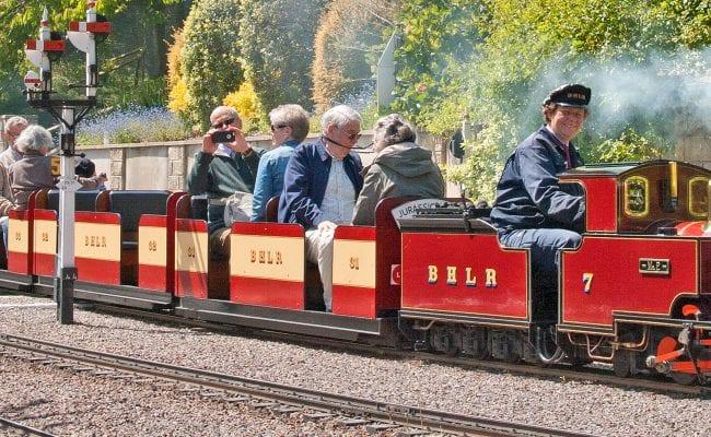 Pecorama Train