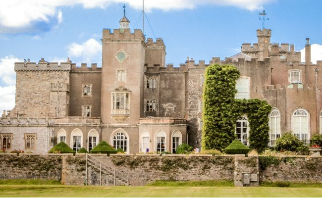 Powderham Castle Events