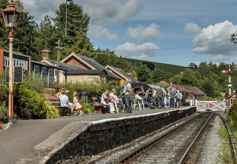 South Devon Railway - Rails & Ales