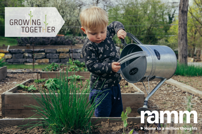 Ramm Growing Together
