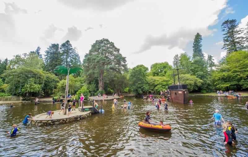 Devon's Top Attractions - Summer fun in Devon - River Dart Country Park