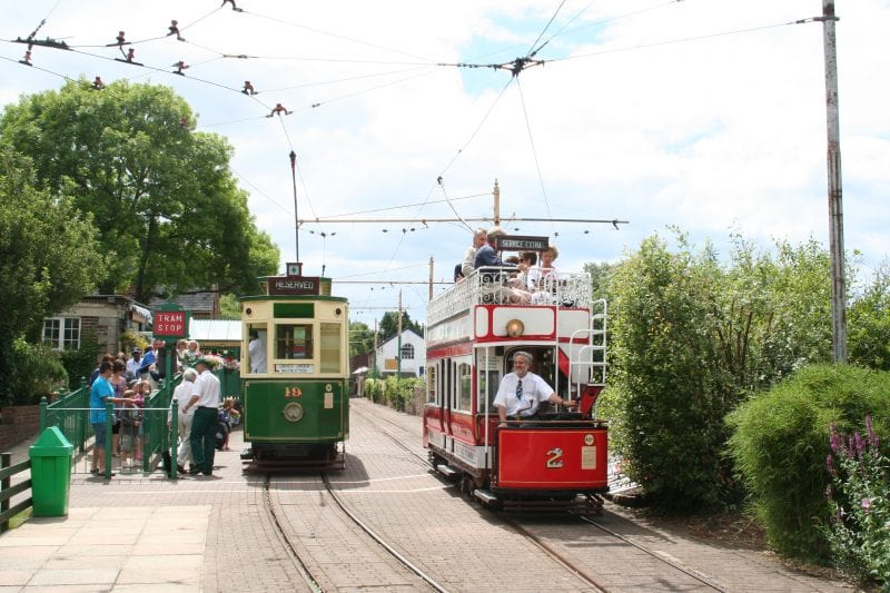 Seaton Tramway - Devon's Top Attractions