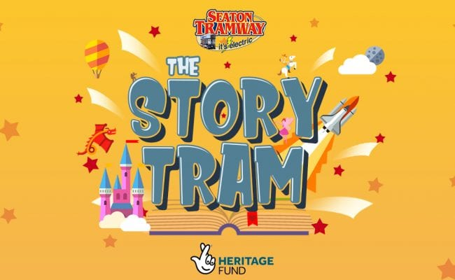 The Story Tram Seaton Tramway