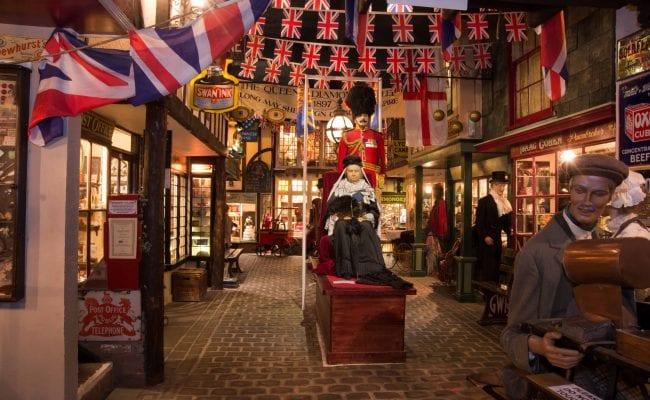 Victorian Street Bygones Torquay