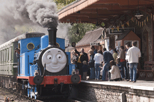 Thomas at SDR