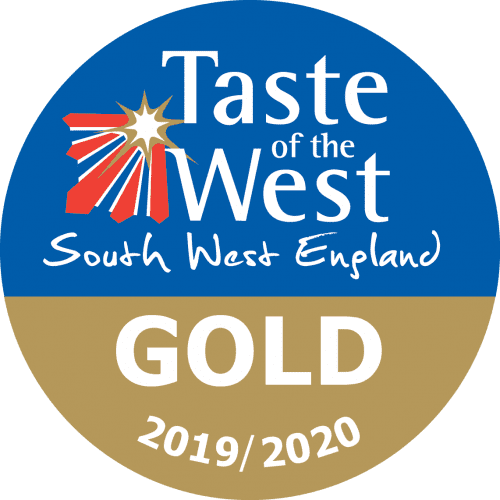 Taste of the West 2020 Gold award logo