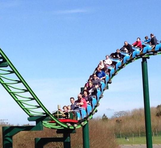 Big Sheep Rollercoaster