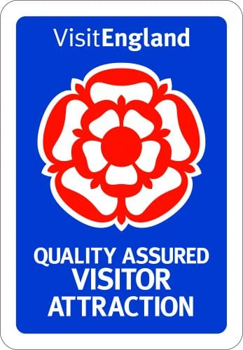 Visit England Quality Assured Visitor Attraction World of Country Life Exmouth Devon