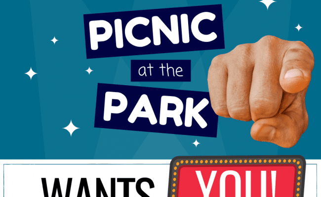Are you part of a group or act that would relish the chance to perform for the large crowds at Picnic at the Park 2019?