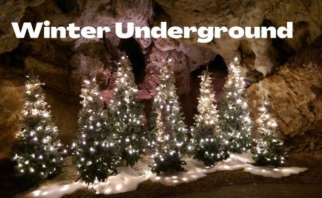 Family fun event underground in Devon