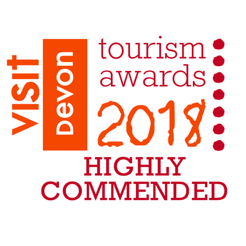 World of Country Life Devon Tourism HIGHLY COMMENDED 2018