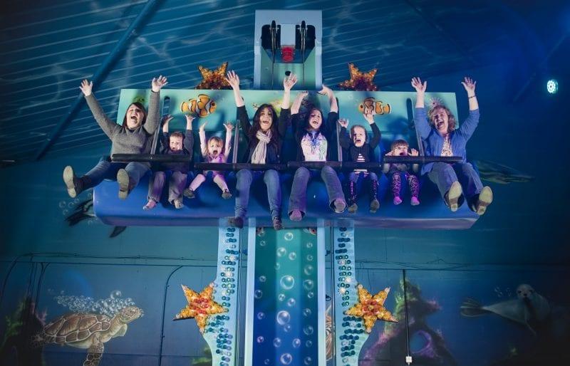 Crealy Atlantis indoor fun