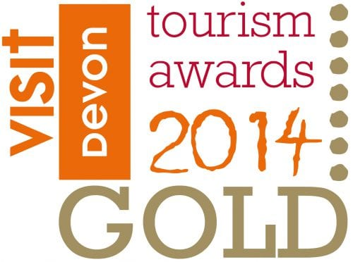 Visit Devon Tourism Awards Large Visitor Attraction Gold 2014 World of Country Life Exmouth Devon