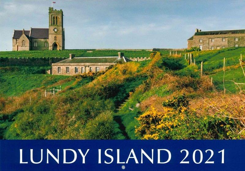 Lundy Island Calendar