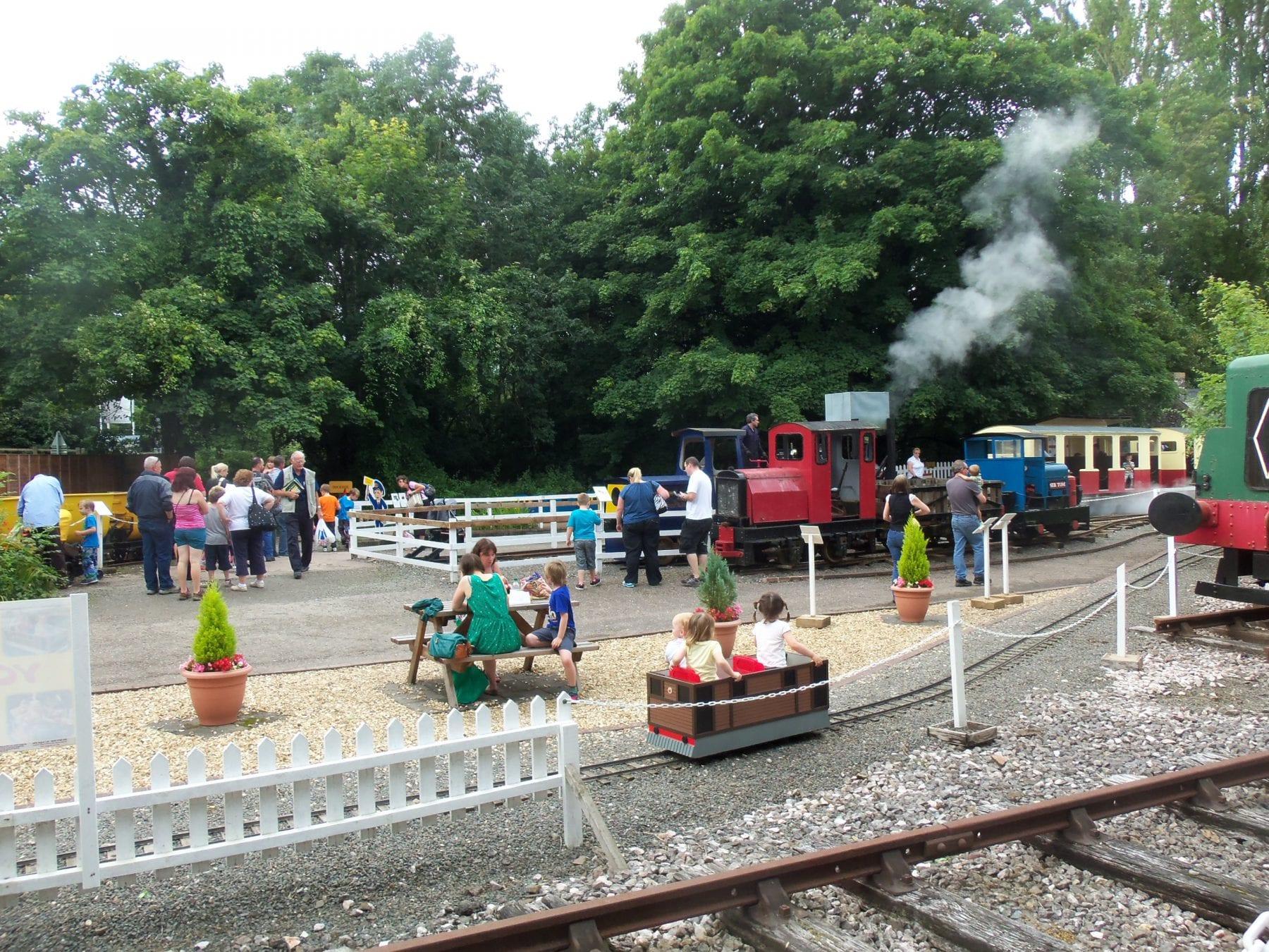 Railways Devon