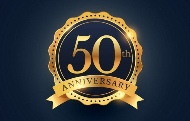 SDR 50th anniversary year